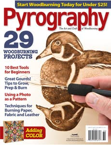 Pyrography Volume 3 (2013): 29 Woodburning Projects