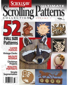 Ultimate Scrolling Pattern Collection Volume 1