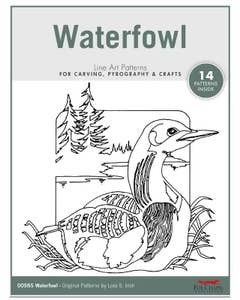 Waterfowl Pattern Pack By Lora S. Irish