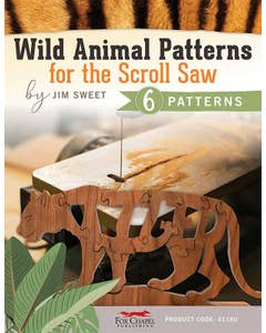 Wild Animal Patterns for the Scroll Saw