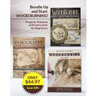 Bundle Up and Start Wood Burning! - Projects, Patterns and Instruction for Beginners