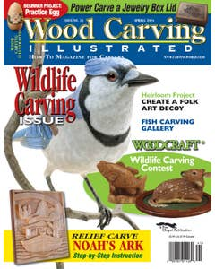 Wood Carving Illustrated - Issue 26 - Spring 2004