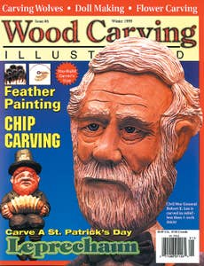 Wood Carving Illustrated - Issue 6 - Winter 1999