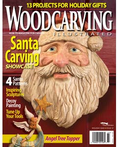 Wood Carving Illustrated Issue 37 Holiday 2006