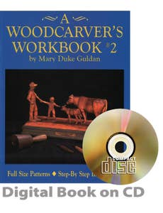 Woodcarver's Workbook #2 (CD)