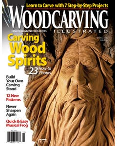 Woodcarving Illustrated Issue 46 Spring 2009