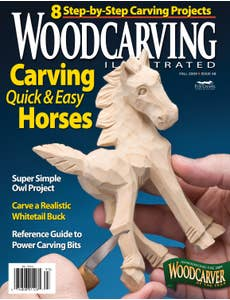Woodcarving Illustrated Issue 48 - Fall 2009