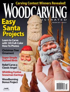 Woodcarving Illustrated Issue 57 Holiday 2011