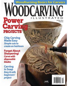 Woodcarving Illustrated Issue 66 Spring 2014
